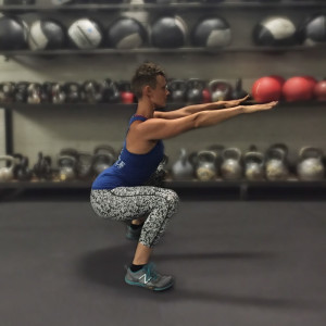How to build a better booty body weight squat