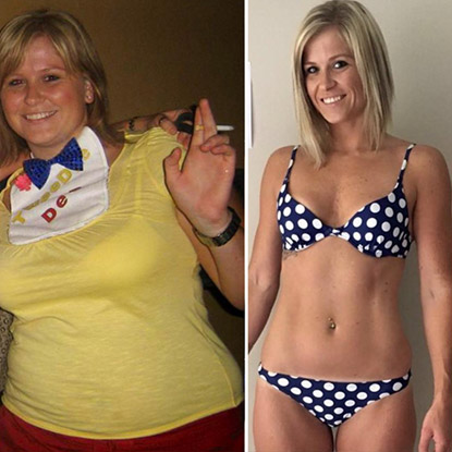 @linzejayne, before and after pics