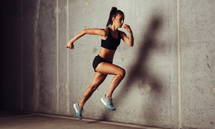 boost endurance with HIIT