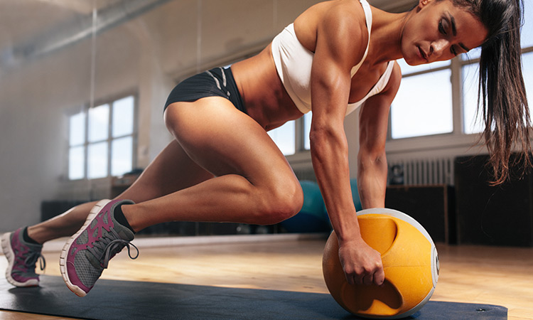 boost endurance with strength training