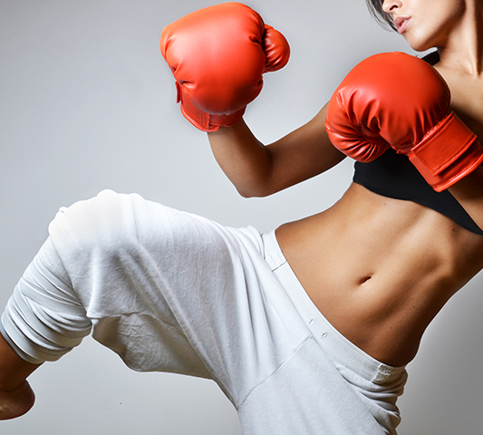 how to start kickboxing