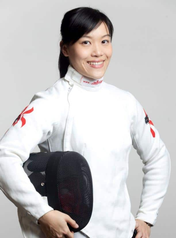 disabled female athletes Chui Yee
