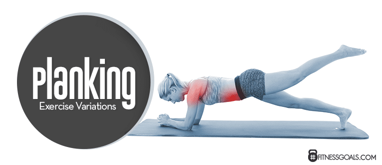 Planking Exercise Variations
