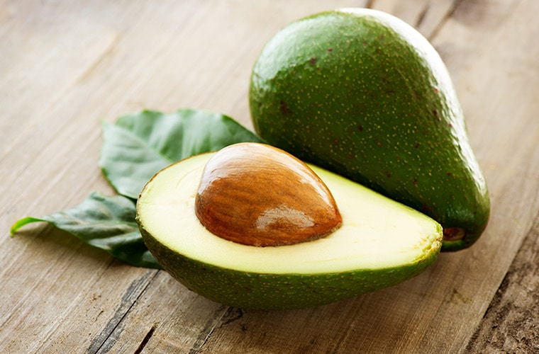 avocado heart healthy food