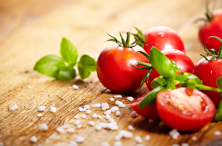 tomatoes heart healthy food