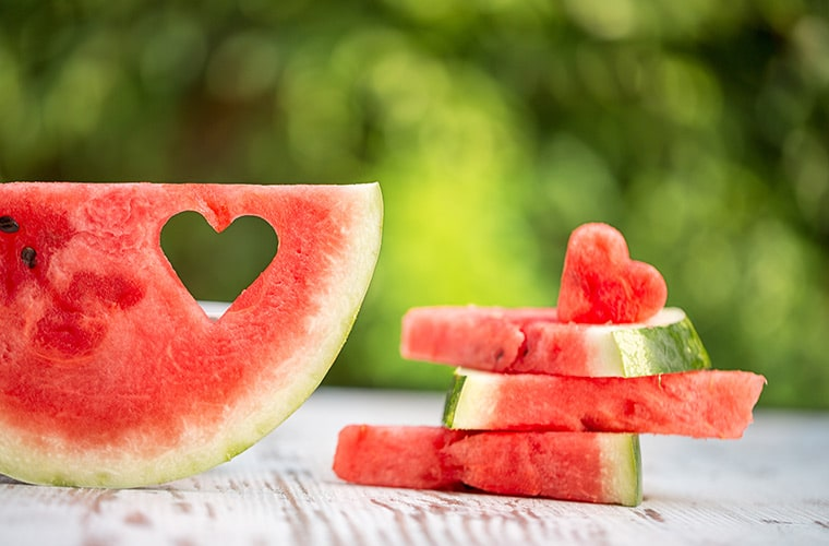 watermelon heart health