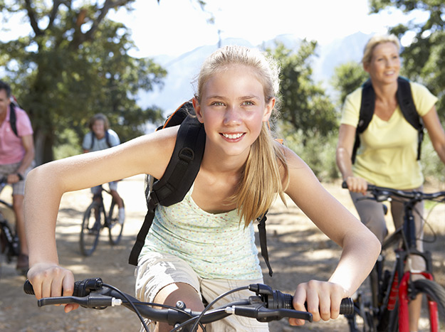 lose weight with teens