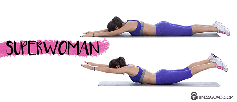 Image result for superwoman exercise