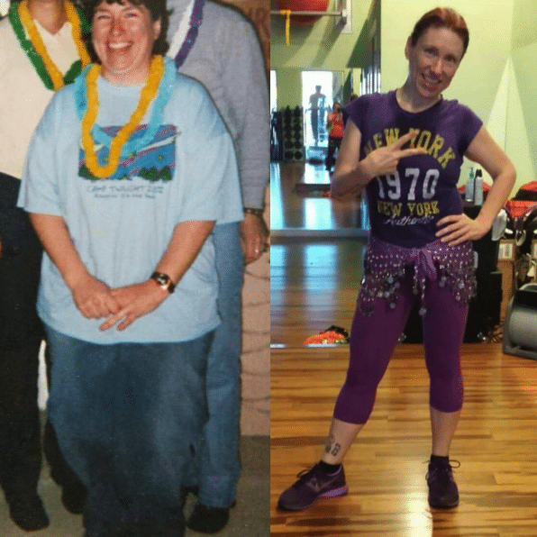 Zumba weight loss results 2
