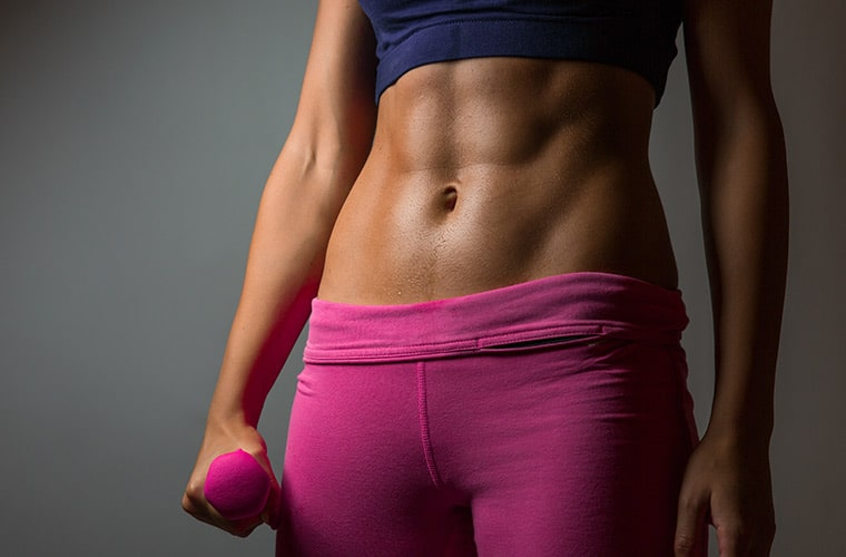 30 Day Ab Challenge - Best Core Exercises for Women