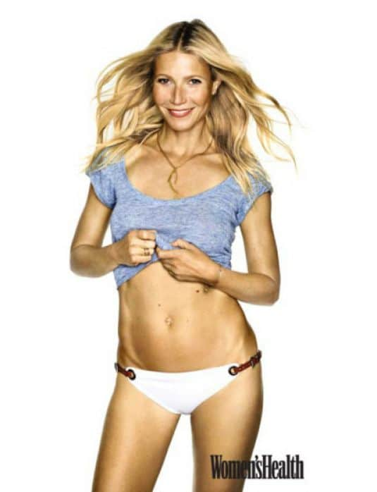 Gwyneth Paltrow How to Get Abs