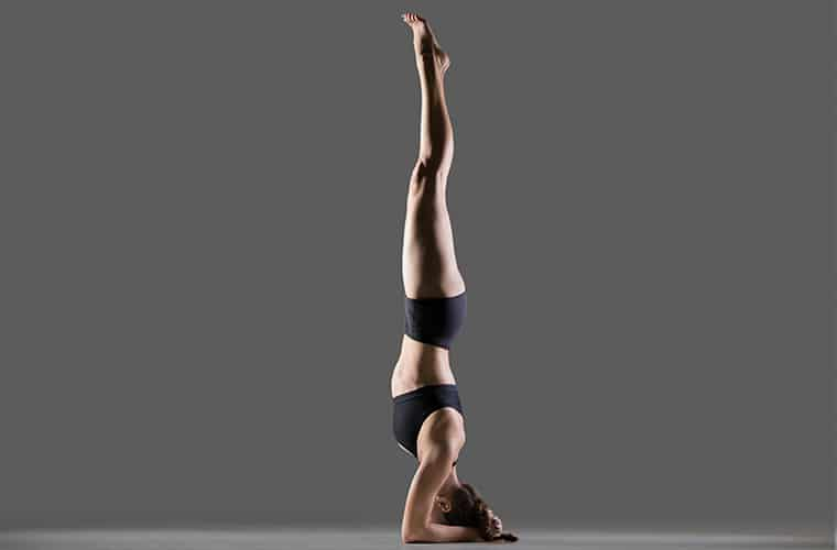 headstand benefits