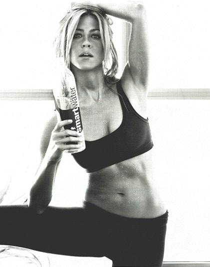 Jennifer Aniston Female Abs