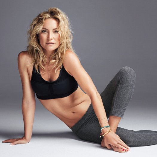 Kate Hudson How to Get Abs for Girls