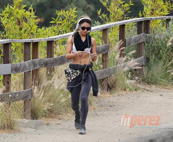 Vanessa Hudgens Ab Workouts for Women