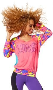 what to wear to Zumba