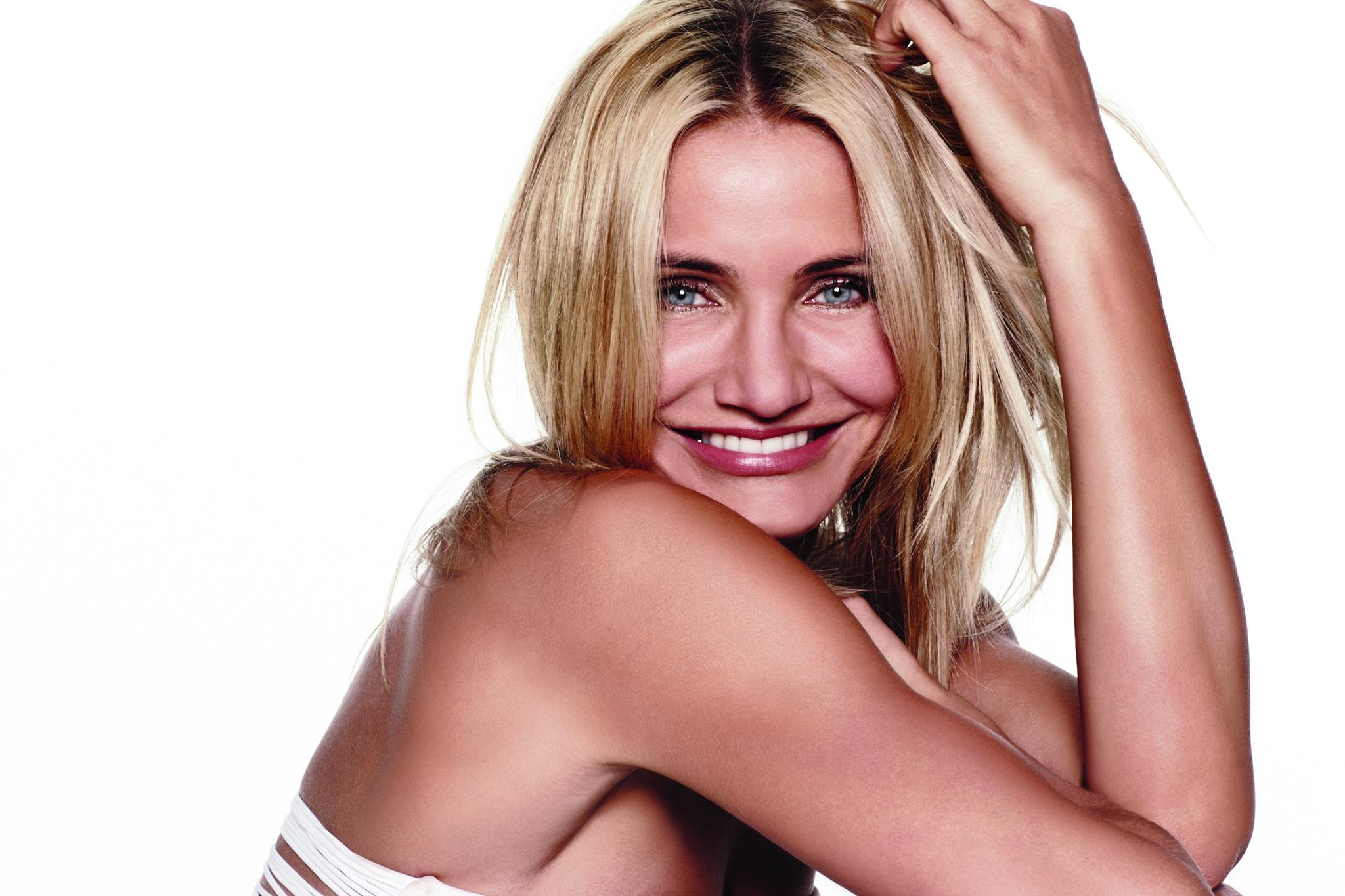 Cameron Diaz Arm Exercises for Women