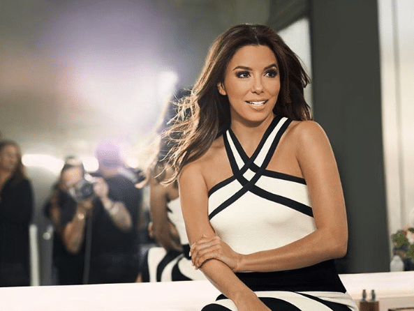 Eva Longoria Arm Toning Workouts