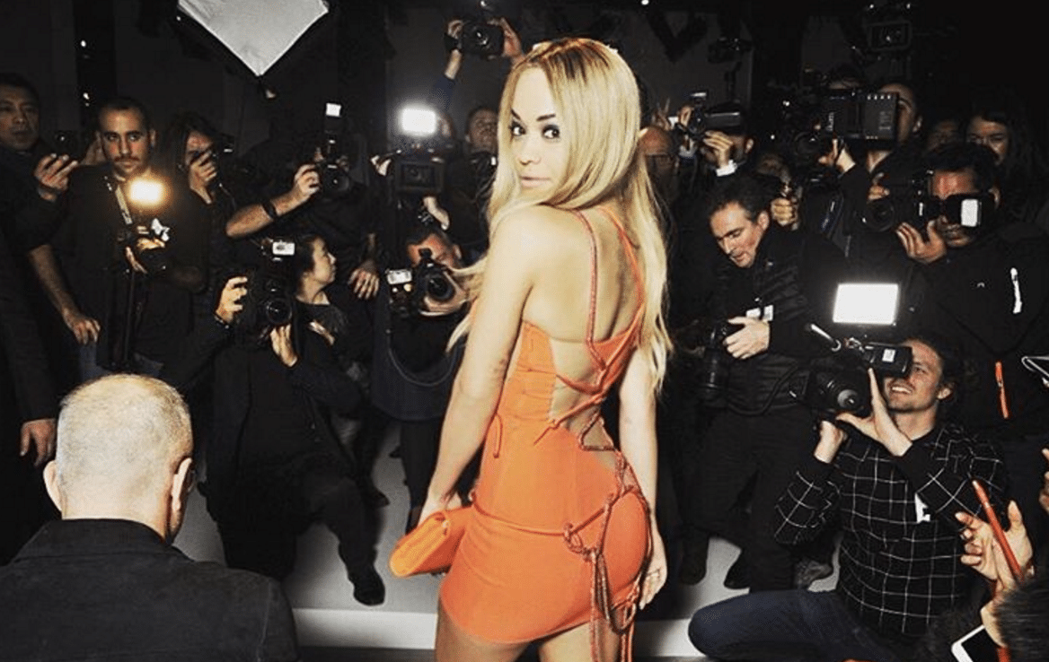 Rita Ora Perfect Butts