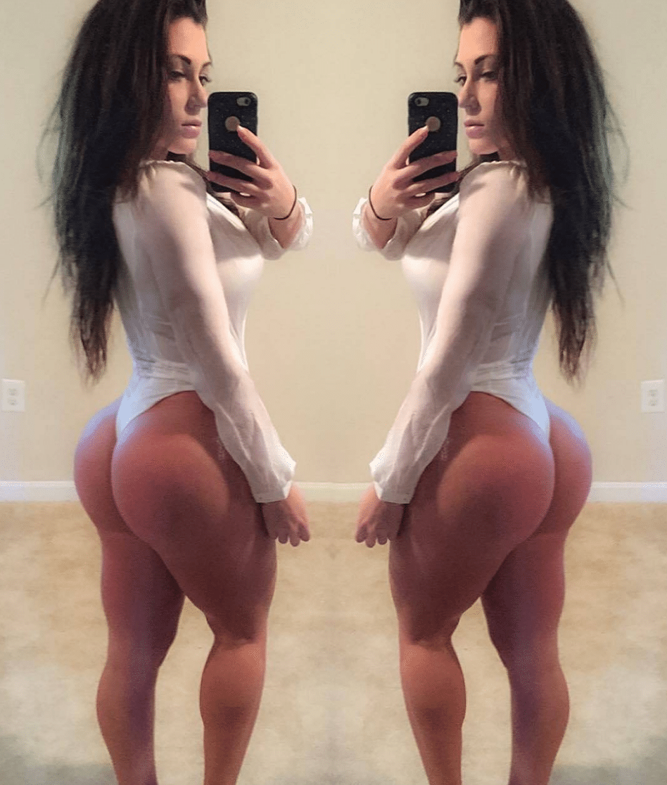 Caitlin Rice Female Butts
