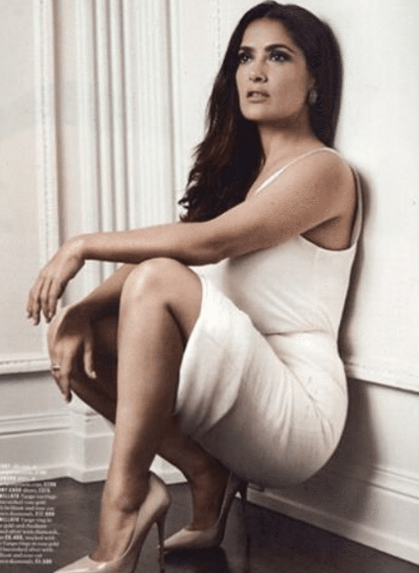 Salma Hayek Perfect Butts