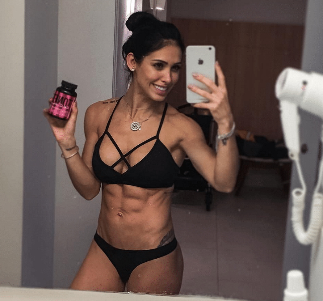 Bella Falconi Chest Workouts for Women