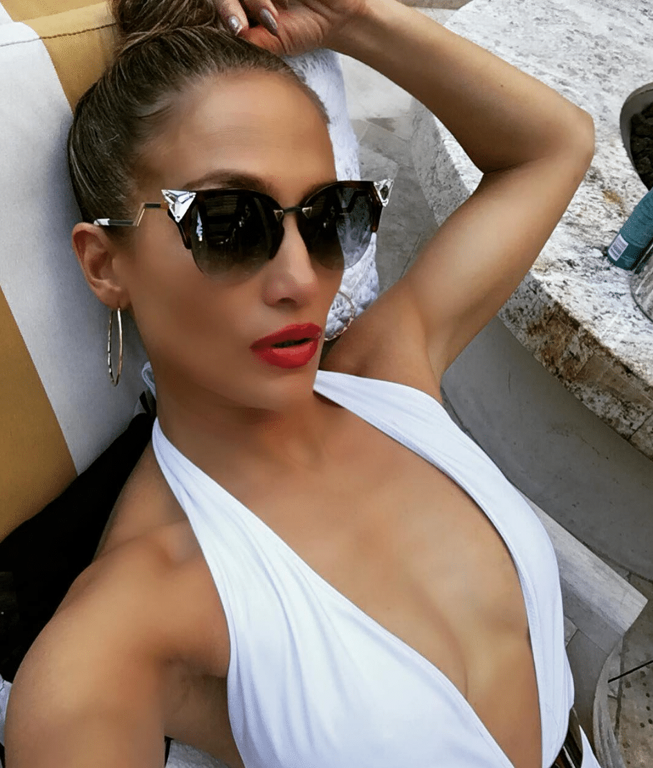 Jennifer Lopez Chest Workouts for Women