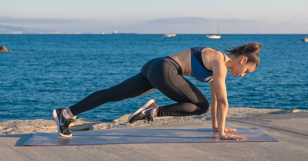 Alternative To Situps Do Crunches Instead For Strong Abs