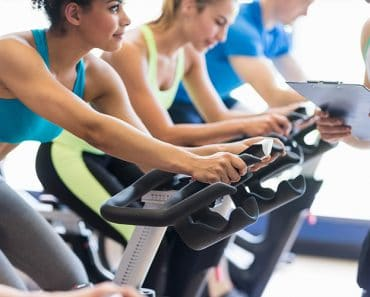 how to survive your first spin class