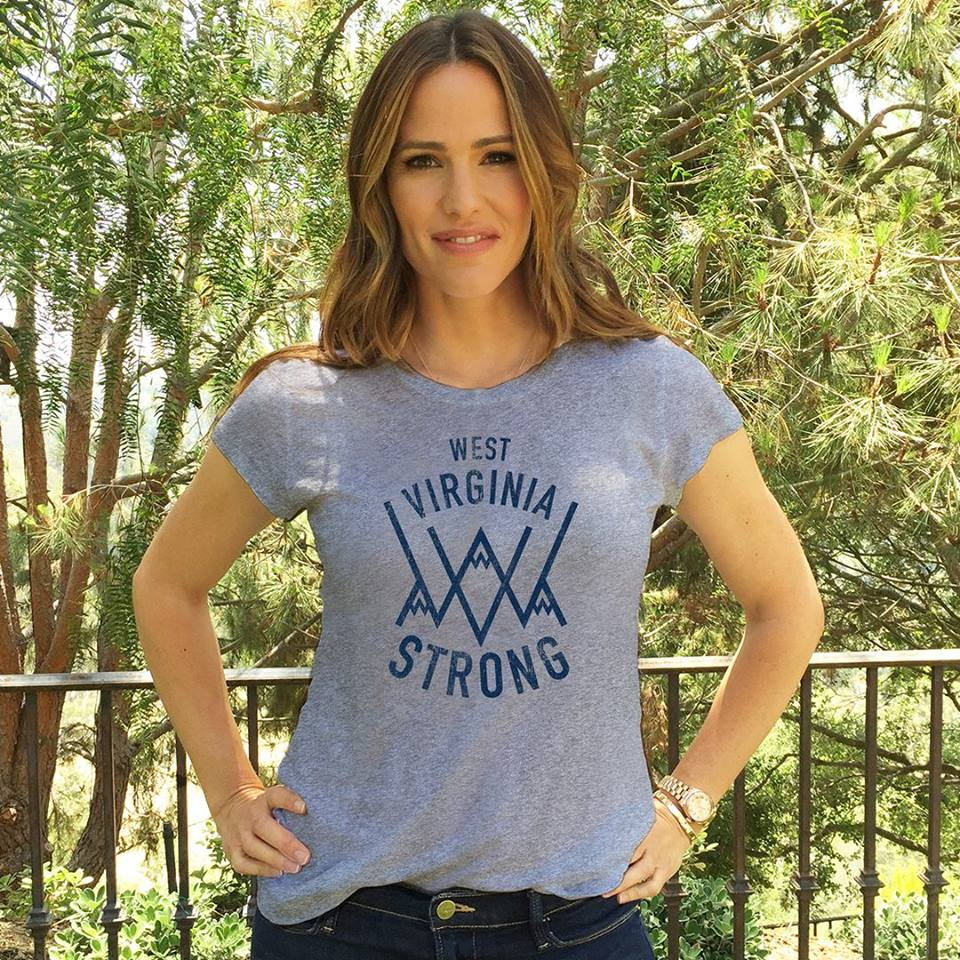 Jennifer Garner Women's Arm Exercises