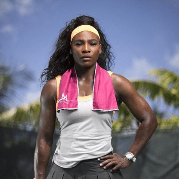 Serena Williams Women's Arm Exercises