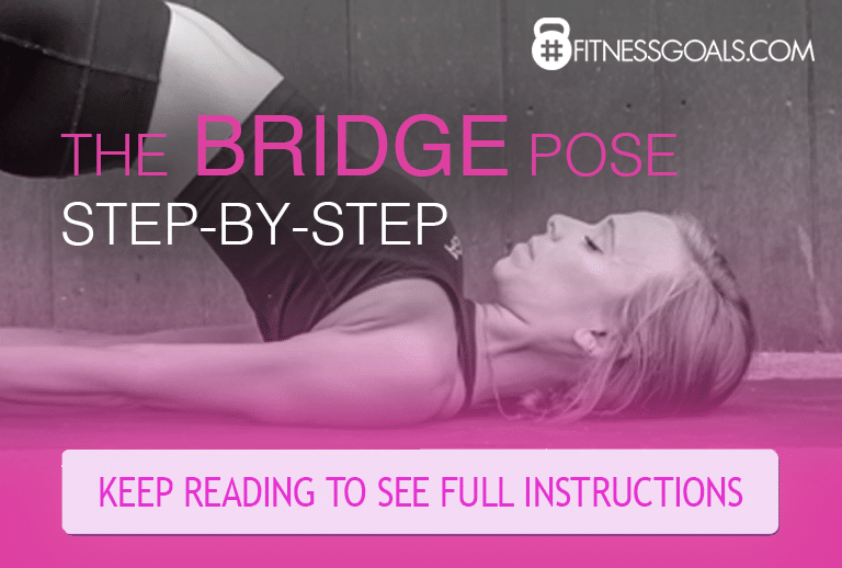 bridge pose teaser