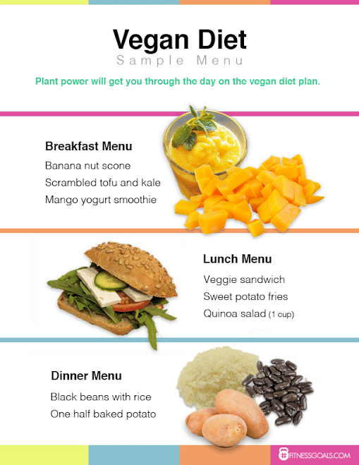 Vegan Diet Plan See Vegetarian Weight Loss Results – Garden Of Life Raw Fit Meal Plan