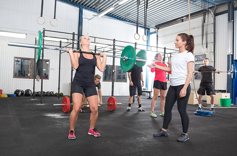 Crossfit Women Workouts For Beginners Tips Amp Advice