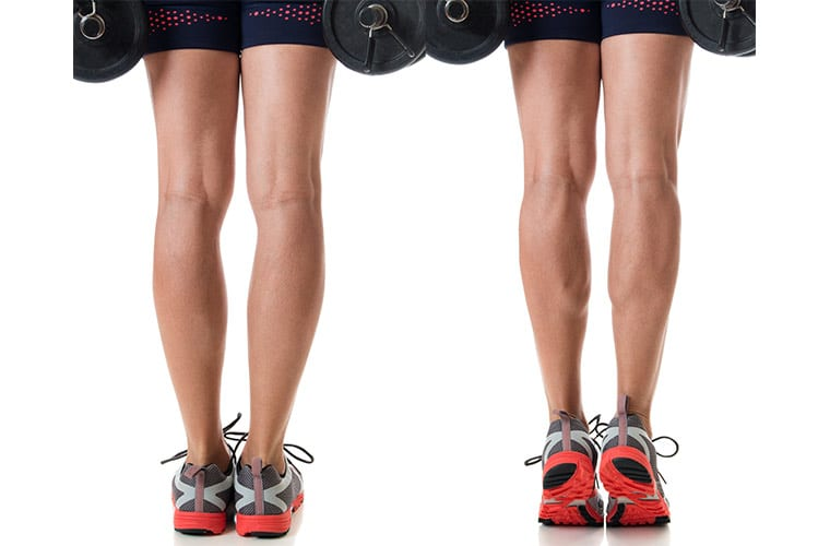weighted-calf-raises