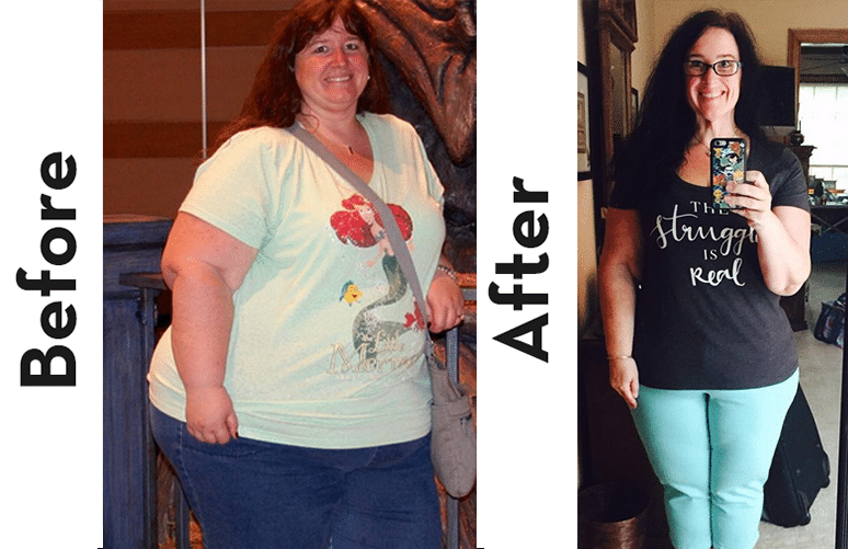katrina before and after keto diet