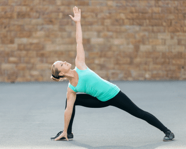 Extended Side Angle Pose Photos And Utthita Parsvakonasana Video Tips For Beginners