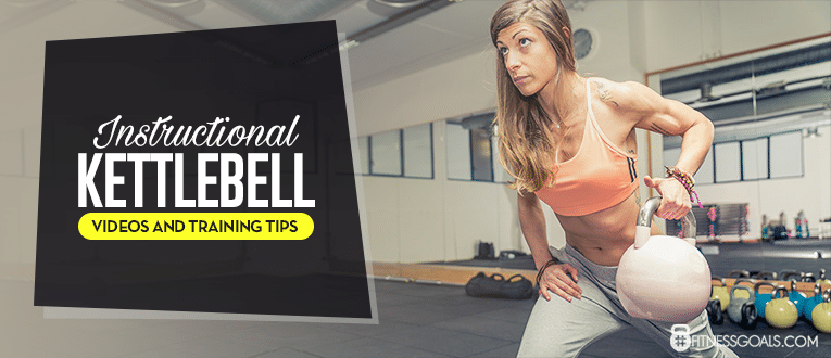 Instructional Kettlebell Videos and Training Tips