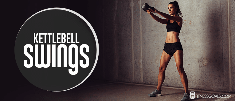 Kettlebell Swings Thigh Workouts