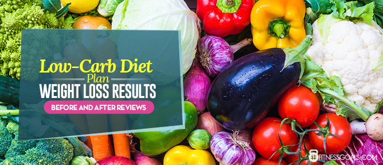 Low Carb Diet Plan Weight Loss Results Before And After Reviews