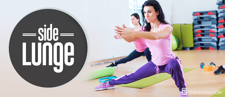 Side Lunge Thigh Workouts