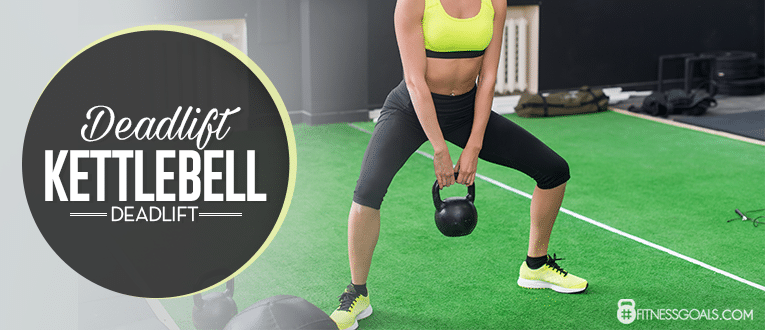 Sumo Kettlebell Deadlift
