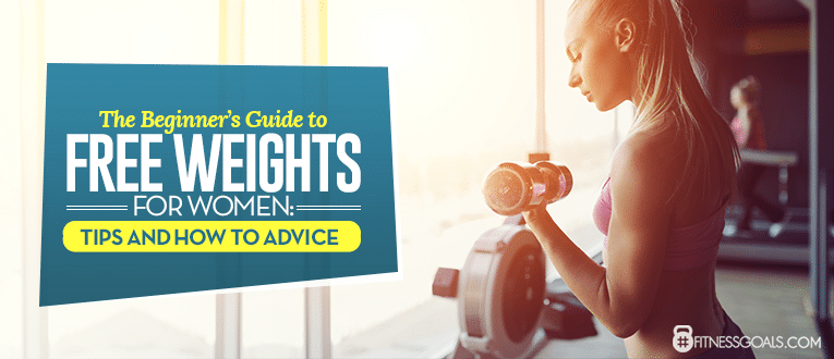 beginner's guide to free weights