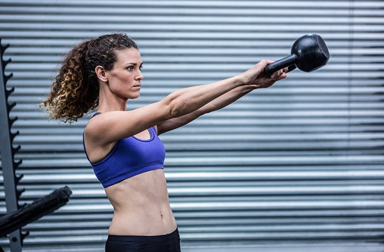 Kettlebell Workouts For Women Beginner S Guide To Training