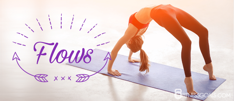 Dhanurasana Bow Pose Flows