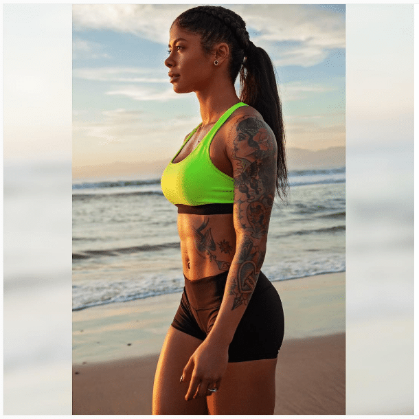 Massy Arias Upper Back Exercises for Women