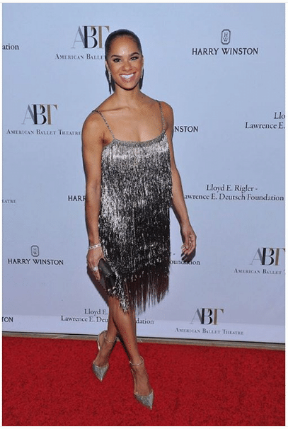 Misty Copeland Strong Female Legs