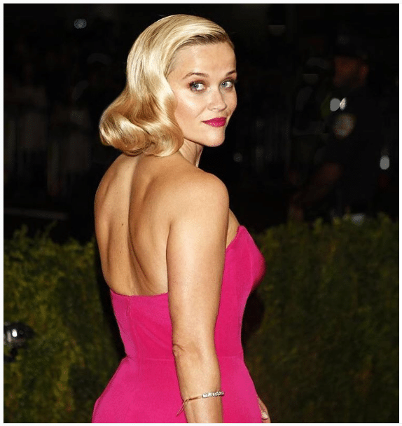 Reese Witherspoon Upper Back Workouts