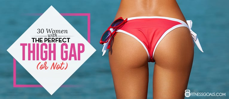 thigh gaps