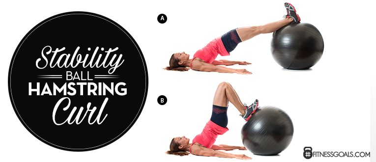 hamstrings workout women